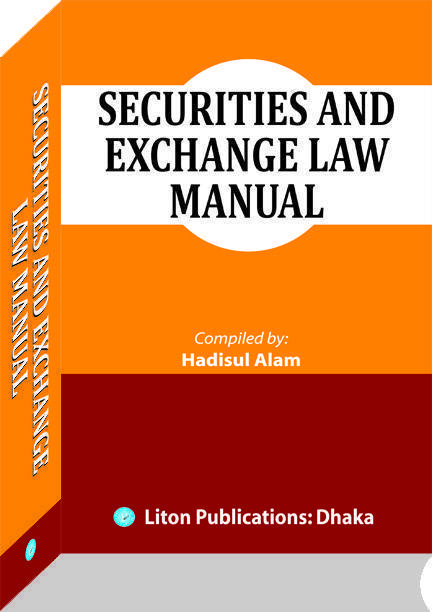 Securities and Exchange Law Manual
