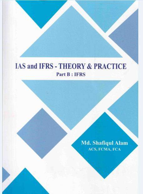 IAS&IFRS-THEORY AND PRACTICE