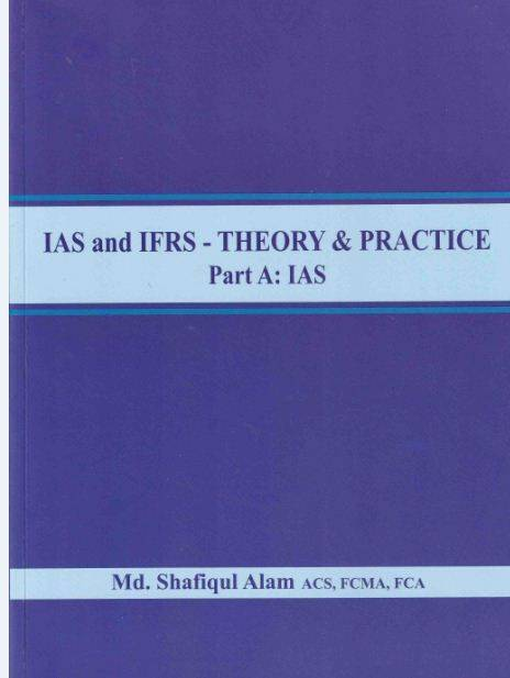 IAS&IFRS-THEORY AND PRACTICE PART-A