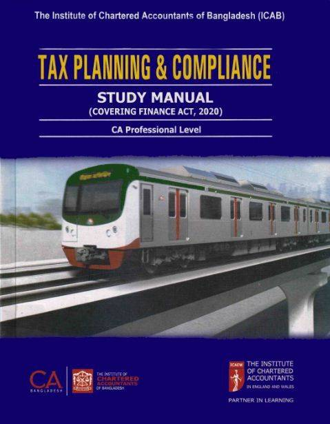 Tax Planning & Compliance (Photocopy)